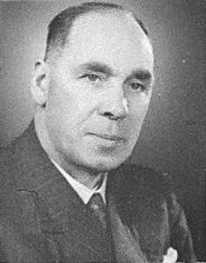 Robert McKeen - Robert McKeen in 1935
