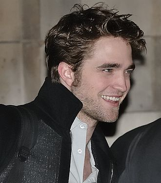 Robert Pattinson - Pattinson at the Photocall for The Twilight Saga: New Moon at the Crillon Hotel in Paris in 2009