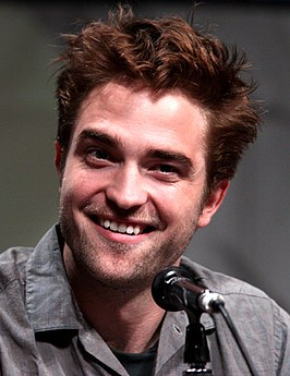 Robert Pattinson in 2012