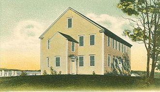 Rockingham, Vermont - Rockingham Meeting House