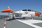 Rockwell T-2C Buckeye '158898 A-909' (39313133590).jpg