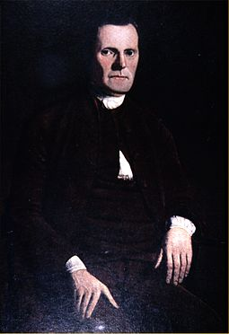 Roger Sherman, a member of the Committee of Five, the only person who signed all four U.S. founding documents. RogerShermanPortrait.jpg