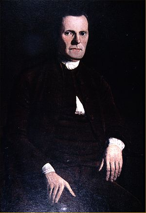 Connecticut's at-large congressional district - Image: Roger Sherman Portrait