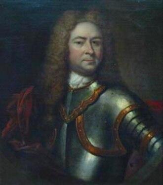 Governor of Gibraltar - Roger Elliott