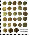 Roman Coin Hoard. Treasure case no. 2008 T558 (reverse) (FindID 234163).jpg