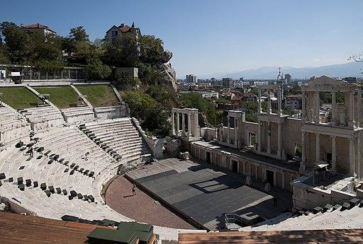 Roman Theatre Plovdiv 2