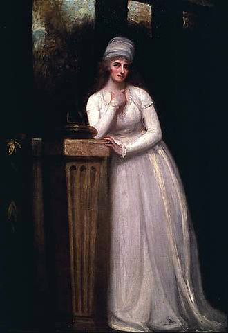 George Townshend, 1st Marquess Townshend - Townshend's second wife, Anne Montgomery, in 1802 by George Romney