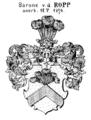 Ropp Wappen 1834.png