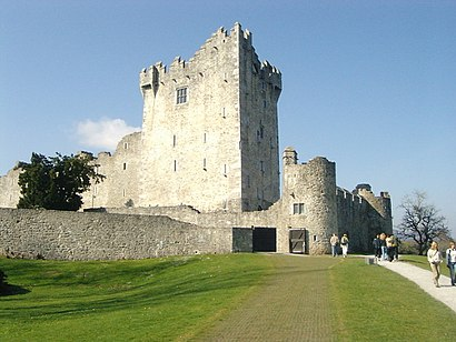 How to get to Ross Castle with public transit - About the place