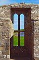 Rosserk Friary Dormitory Window 1987 08 27.jpg