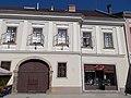 Rottenstein-Csák house. - 10 Széchenyi Street, Eger, 2016 Hungary.jpg