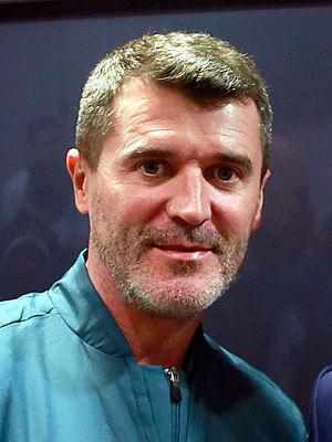 affiche Roy Keane