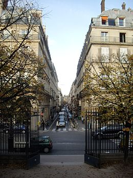 Image illustrative de l'article Rue Cambon