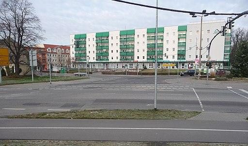 Ruhlsdorfer Platz, westlicher Teil - panoramio