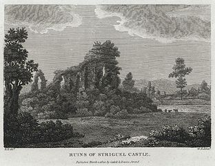 Ruins of Striguel Castle