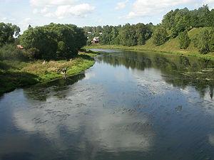 Ruza River - Ruza River