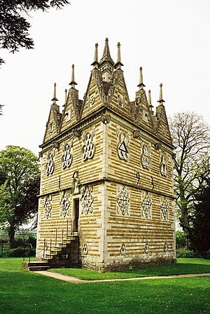 Rushton, Northamptonshire - Rushton Triangular Lodge