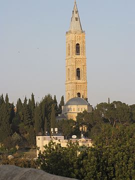 Russian Monastery of Ascension on the Mount of Olives (4158363745).jpg
