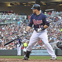 Ryan Doumit on June 26, 2012.jpg