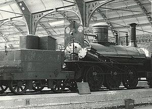 Derwent (locomotive) - Derwent