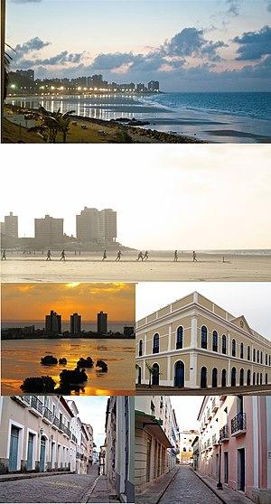 São Luís, Maranhão - Image: São Luís do Maranhão Capital