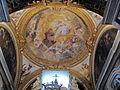 S. martino, chiesa, cappella di san g. battista, affreschi volta di massimo stanzione (1642-44).JPG