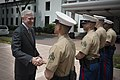 SECNAV meets with Marines. (9093241807).jpg