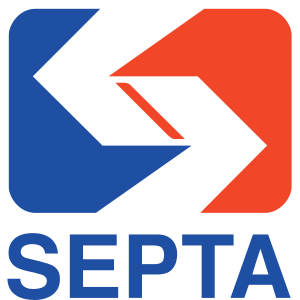 SEPTA logo with text