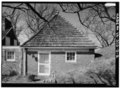 SOUTH ELEVATION, FRONT, WITH SCALE (1986) - Poplar Forest, Dairy, State Route 661, Forest, Bedford County, VA HABS VA,10-BED.V,1B-2.tif