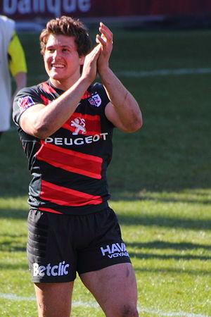 Luke Burgess (rugby union) - Image: ST vs CO 2012 5201