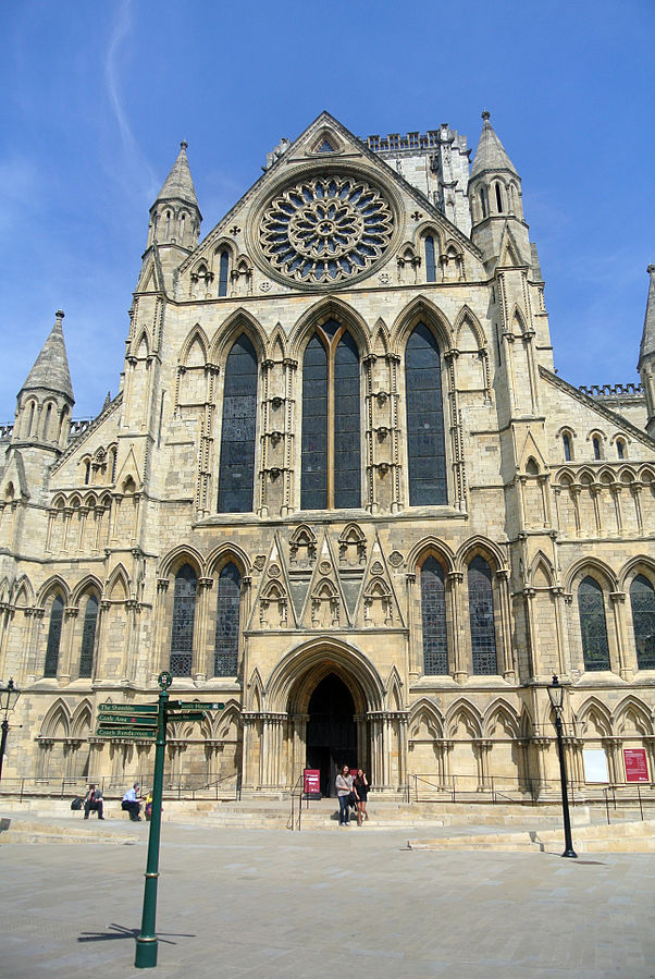Restoring York Minster – An Analogy