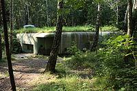 Sabała bunker Jastarnia Poland July2009