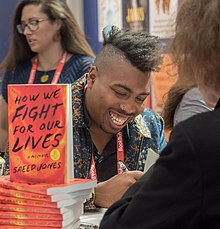 Saeed Jones at BookExpo 2019