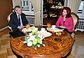 Saeimas priekšsēdētāja tiekas ar Vācijas vēstnieku (5208832250).jpg