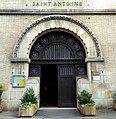 Saint-Antoine des XV-XX-porte d'entrée.jpg