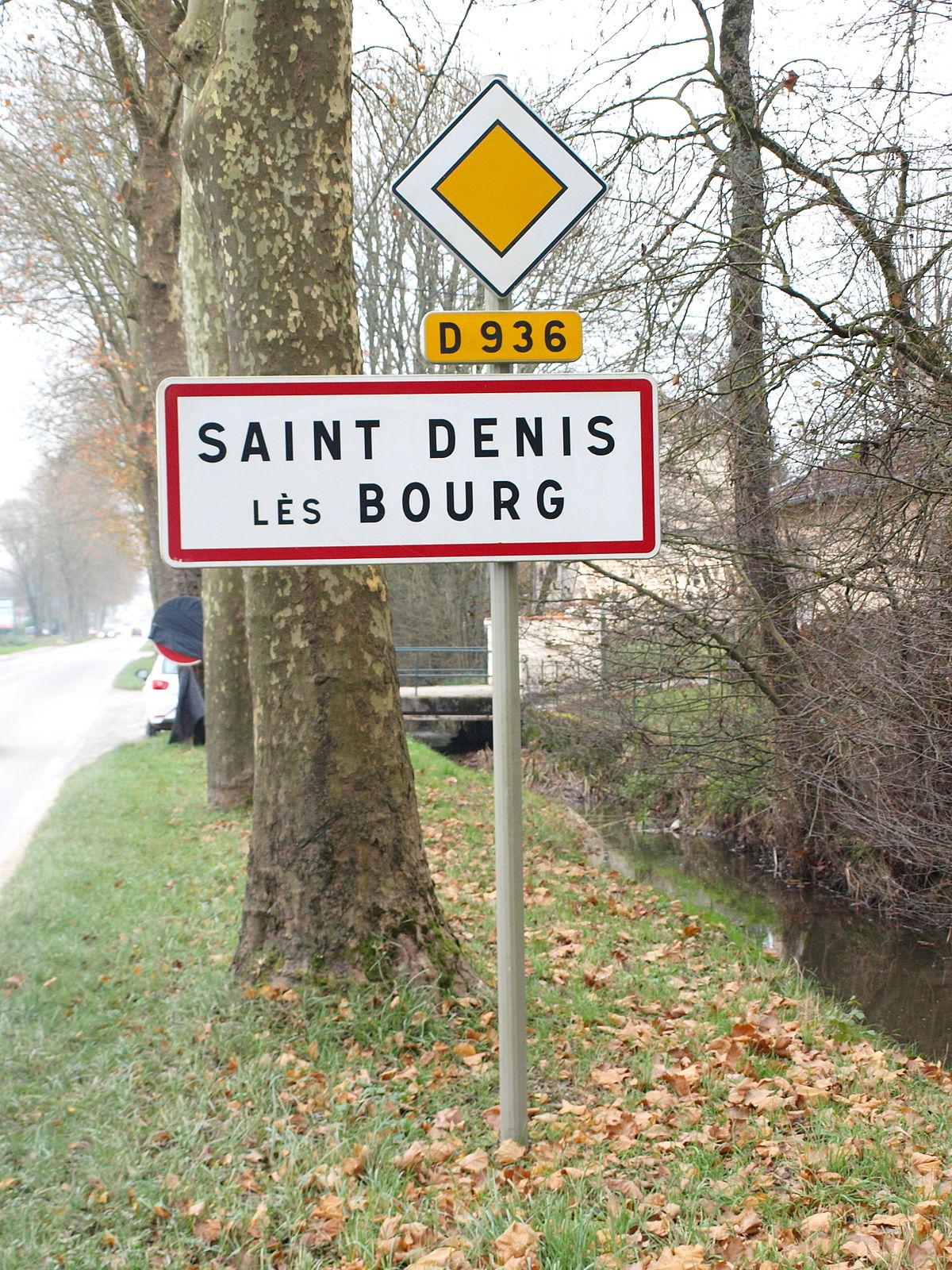 Saint denis l s bourg wikidata - Garage henri saint denis les bourg ...