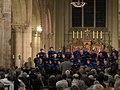 Saint-Lô - Fête de la musique 2013 (église Sainte-Croix) 02.JPG