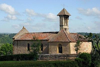 Eglise de Saint-Martin-de-Lixy