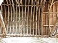 Saint-Nic (29) Chapelle Saint-Côme Charpente 24.JPG