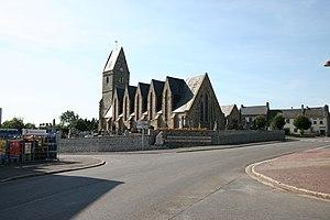 Saint-Pierre-la-Vieille - Image: Saint pierre la vieille eglise