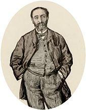 Retrato informal de un hombre de mediana edad con las manos en los bolsillos del pantalón