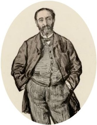 Le timbre d'argent - The composer in 1875