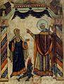 Saint Aubin exorcisant une femme.jpg