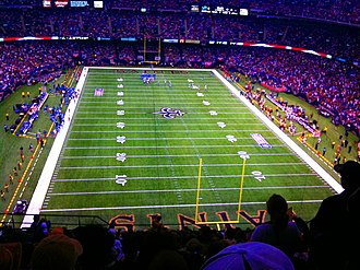 Super Bowl LVIII - The Superdome, 2009