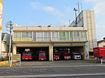 Saitama City Fire Department Iwatuki Fire station2.jpg