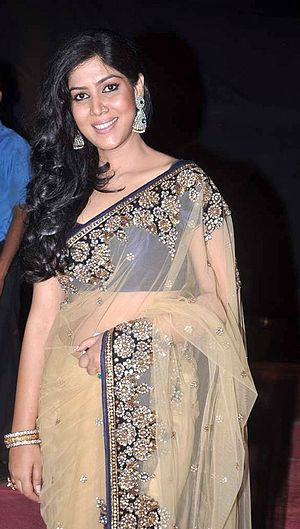 Sakshi Tanwar - Tanwar at Femina Miss India pageant, 2012