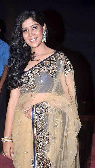 Sakshi Tanwar - Tanwar at Femina Miss India pageant, 2012