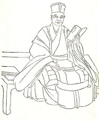 Sakugen Shūryō - Sakugen Shūryō, from Shūko-Jyusshu (19th century)