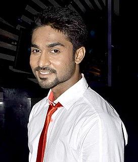 Salman Yusuff Khan Indian dancer
