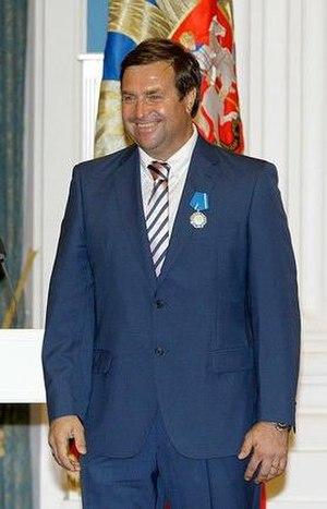 Vladimir Salnikov - Image: Salnikov
